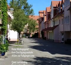 Domizil Domblick Speyer City , 50m2 , ruhige Innenstadtlage , Garage 1