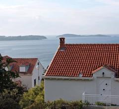 Ferienwohnung im Ort Plat (Dubrovnik), Kapazität 4+1 2