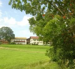 Birkenhof (Neukirchen b. Hl. Blut). Ferienwohnung Kleiner Osser (70qm) mit Balkon und vollausgestatteter Küche 1