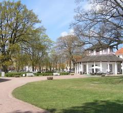 Gemütliches Ferienhaus mit Terrasse in Heiligendamm 2