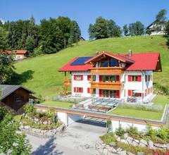 Alpenflair Ferienwohnungen Whg 205 2