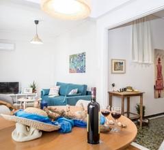 """""""Gemütliches Apartment im Zentrum von Kalamata mit Aufzug- Internet- Waschmaschine- Klimaanlage"""" 2"""