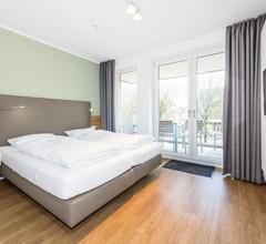 Ferienwohnungen in der Appartementvilla Anna See, Langeoog (3-Raum-App./Typ B) 2