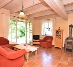 Ferienhof Landhäuser Mechelsdorf nahe Ostseebad Kühlungsborn - 4-Raum-Landhaus (3) mit Sauna und Kamin (86m²) 1