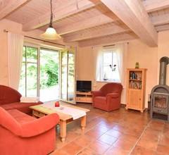 Ferienhof Landhäuser Mechelsdorf nahe Ostseebad Kühlungsborn - 4-Raum-Landhaus (4) mit Sauna und Kamin (86m²) 1