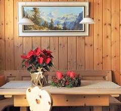 Ferienwohnung Chesa sper l'Ovel 323, (Brail). Sper l`Ovel, Ferienwohnung für max. 2 Personen / 48m2 / 2 Zimmer 1