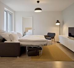 Gemütliches Appartement am See in Doksy 1