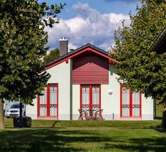 """Seepark Auenhain ***** - Ferienhaus """"Zwergseeschwalbe"""", 4 Personen Standard 1"""