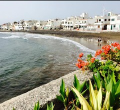 """House With 2 Bedrooms in Telde- With Wonderful sea View- Furnished Terrace and Wifi - 10 m From the Beach"" 2"