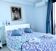"""""""Apartment With one Bedroom in Taormina- With Wonderful sea View- Furnished Terrace and Wifi - 10 km From the Beach"""" 1"""
