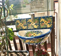"""""""Apartment With one Bedroom in Taormina- With Wonderful sea View- Furnished Terrace and Wifi - 10 km From the Beach"""" 2"""