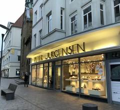 Ferienwohnung in Flensburg (zentral & hochwertig) - KUSCHELNEST 2