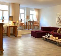Ferienwohnung in Flensburg (zentral & hochwertig) - KUSCHELNEST 1
