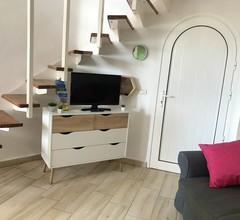Bungalow mit 2 Schlafzimmern in Playa de la Américas mit herrlichem Meerblick, möbliertem Balkon und W-LAN - 50 m vom Strand entfernt 1