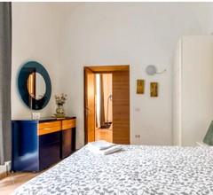 Wohnung mit 2 Schlafzimmern in San Giorgio a Cremano mit W-LAN 1