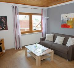 Appartementanlage Marianne (Merkendorf). Ferienwohnung Nr. 3 mit Balkon 1