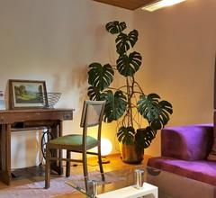 FeWo KeDo (Neukirchen vorm Wald). Ferienwohnung (90qm) mit moderner, geräumiger Wohnküche 1