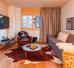 2-Zimmer-Ferienwohnung im Chalet Piz Buin 1