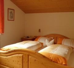 Ferienwohnungen Haus Rudolf (DE Oberwössen). Ferienwohnung, 2 Personen, 35 m², Wohnküche, Schlafzimmer, DU/WC, TV, WLAN, Balkon 2