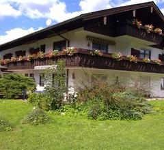 Alpenpension Bergidyll (DE Schönau a. Königssee). Wohnung für 2 bis 6 Pers., 100 qm, zwei sep. Schlafzimmer, Terrasse mit Bergblick 2