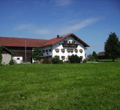 Ferienwohnung Öderhof (DE Saaldorf-Surheim). Ferienwohnung mit 3 separaten Schlafzimmer 2