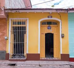 Casa Sarahi, Zimmer 1, schnes Schlafzimmer im Kolonialzentrum von Trinidad 2