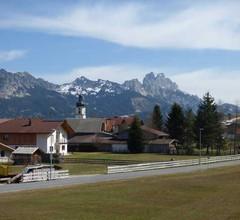 Haus Alpenland - Ferienwohnung Typ A 3 2