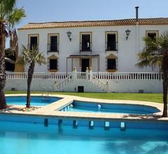 Villa mit 6 Schlafzimmern in Alcalá de Guadaira mit schöner Aussicht auf die Stadt, privatem Pool, eingezäuntem Garten - 90 km vom Strand entfernt 2