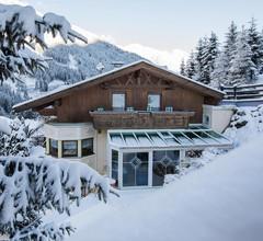 Alpenchalet Wintergarten 1