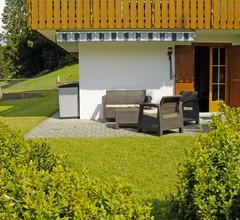 Ferienwohnung Fuchsbau, (Grüsch). 3 Zimmerwohnung für max. 4 Personen, 70qm 1