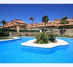 Haus mit 3 Schlafzimmern in Buenas Noches mit herrlichem Meerblick, Pool, eingezäuntem Garten - 400 m vom Strand entfernt 2