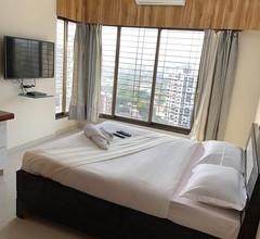 Komfortabler und entspannender Aufenthalt in Bandra East 2