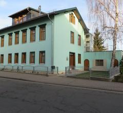 Pension Stepponat (Arnstadt). FW2 Ferienwohnung mit 1 Schlafz.1 komb. Wohn/Schlafz.KüchenzeileDUWC,45m² 2