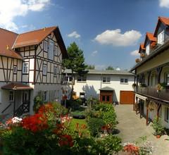 Pension Lindenhof (Kromsdorf OT Kromsdorf). Doppelzimmer mit Dusche/WC 1