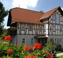 Pension Lindenhof (Kromsdorf OT Kromsdorf). Doppelzimmer mit Dusche/WC 2