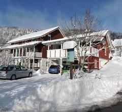 Ferienwohnungen Kätzlehaus, (Meßstetten). Obere Ferienwohnung, 35qm, Balkon, 1 Schlafzimmer, max. 4 Personen 2