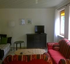 Ferienwohnung Reichart, (Sigmarszell). Geräumige Ferienwohnung im Grünen nahe Lindau am Bodensee, 100qm, 2 Schlafzimmer, max. 7 Personen 1
