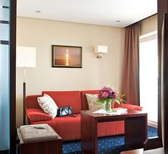 Akzent Hotel Löwen, (Langenargen am Bodensee). Doppelzimmer Ortsseite 1