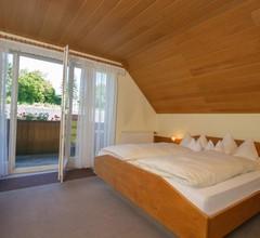 Dorfgasthaus zum Löwen, (Frickingen). Doppelzimmer mit Dusche und WC 1