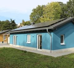 Lifestyle Ferienhäuser Goitzsche Ferien, (Pouch). Lifestyle Ferienhaus, 80qm, 2 Schlafzimmer, 1 Wohnküche, Terrasse, max. 4 Personen 2
