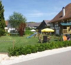 Apfelhof - Ferienwohnung Wielath, (Salem). Gala, 48qm, Garten, 2 Schlafzimmer, max. 4 Personen 2