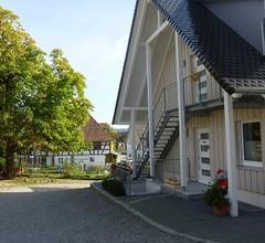 Apfelhof - Ferienwohnung Wielath, (Salem). Gala, 48qm, Garten, 2 Schlafzimmer, max. 4 Personen 1