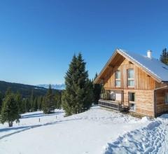 Schönes Ferienhaus mit Sauna bei Weinebene 1