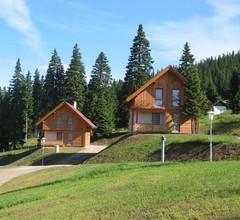 Schönes Ferienhaus mit Sauna bei Weinebene 2