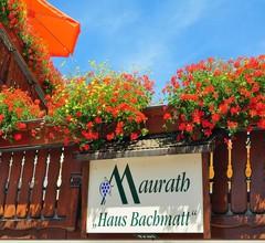 Haus Bachmatt 2