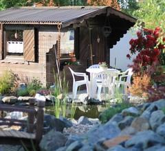Gemütliches Ferienhaus in Willersdorf mit Teich 2