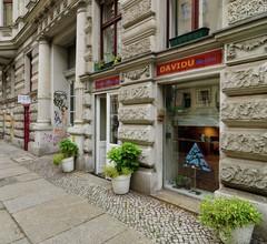 Zeitgenössische Ferienwohnung in Kreuzberg Berlin mit WLAN 2