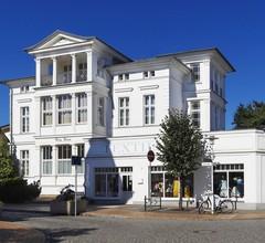 Bansin - Villa Anna Wohnung Rubin 2