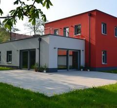 Moderne Ferienwohnung in Waldnähe in Tabarz 2