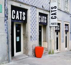 Cats Porto Hostel 1